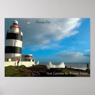 Irish landmark Image for poster