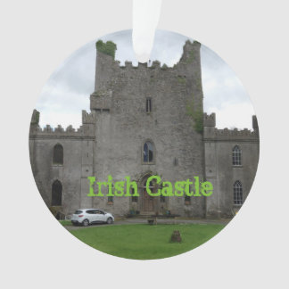 Irish Leap Castle Ireland Ornament