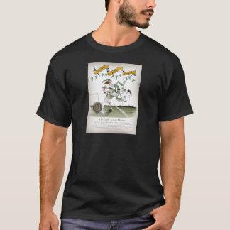 irish left wing footballer T-Shirt