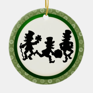 Irish Leprachaun ornament