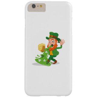 Irish Leprechaun Funny St. Patrick's Day Barely There iPhone 6 Plus Case