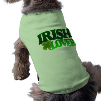 Irish Lover Dog Sweater St Patricks Day Shirt
