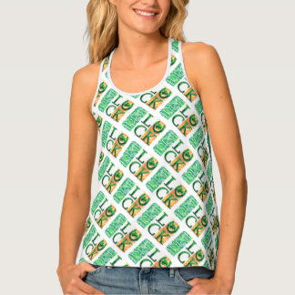 Irish Luck - It's An Irish Thing! Singlet