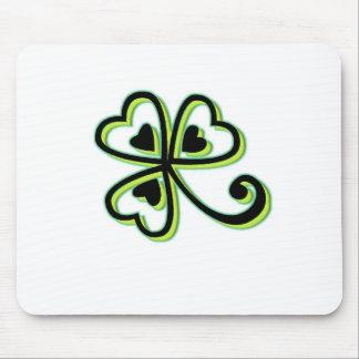 Irish Luck Mouse Pad