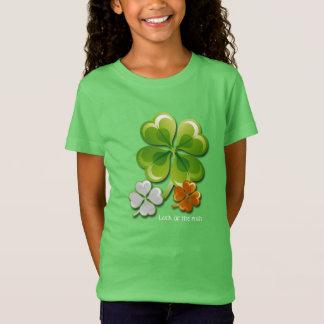 Irish Luck. St. Patrick's Day T-Shirts
