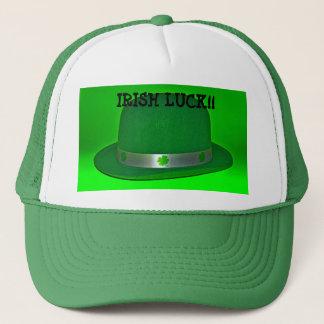 Irish Luck Truckers HAT