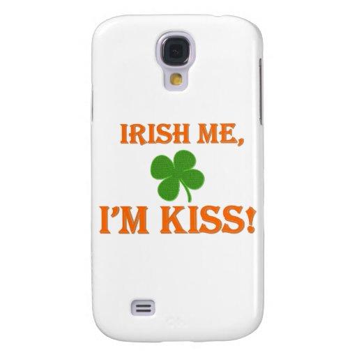 Irish Me I'm Kiss Galaxy S4 Cover