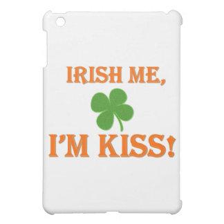 Irish Me I'm Kiss Case For The iPad Mini
