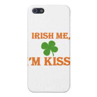 Irish Me I'm Kiss iPhone 5 Case
