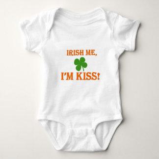 Irish Me I'm Kiss Tees