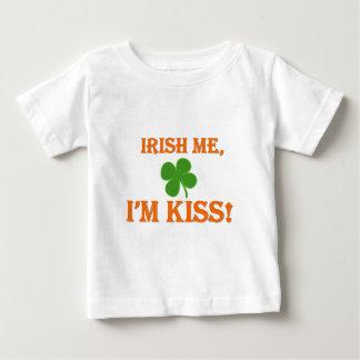 Irish Me I'm Kiss T-shirt