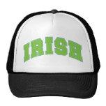 Irish Mesh Hat