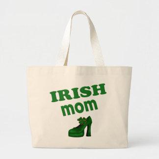 Irish Mom With High Heel Bags