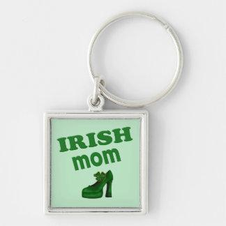 Irish Mom With High Heel Key Chains