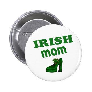 Irish Mom With High Heel Pin