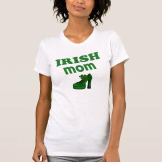 Irish Mom With High Heel Tees