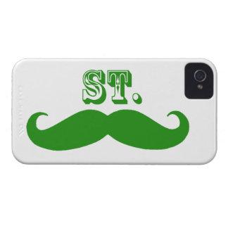 Irish Moustache iPhone Case iPhone 4 Case