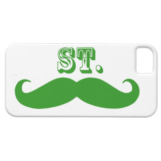 Irish Moustache iPhone Case Case For The iPhone 5