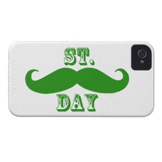 Irish Moustache iPhone Case Case-Mate iPhone 4 Case