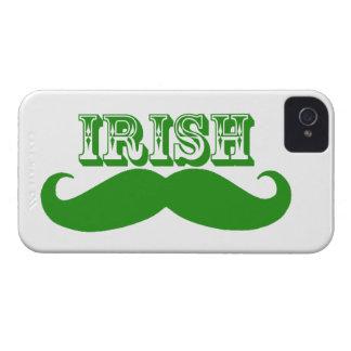 Irish Moustache iPhone Case iPhone 4 Cover