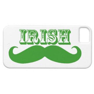 Irish Moustache iPhone Case iPhone 5 Covers
