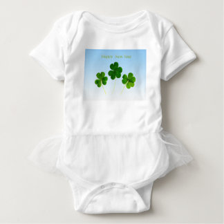 Irish New-Years-Day Baby Bodysuit