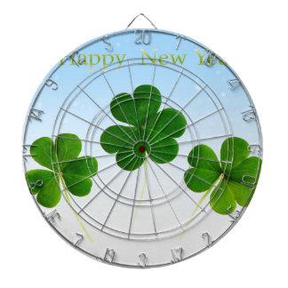 Irish New-Years-Day Dartboard