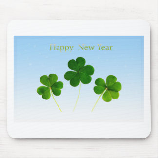 Irish New-Years-Day Mouse Pad