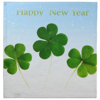 Irish New-Years-Day Napkin