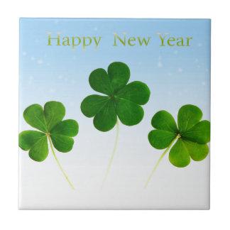 Irish New-Years-Day Tile