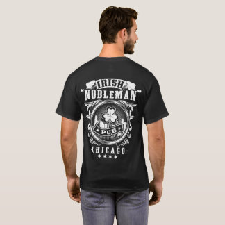 Irish Nobleman Pub Tee