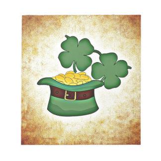 Irish Notepad