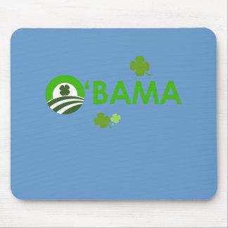 Irish O'Bama Mouse Pad