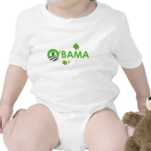 Irish O'Bama T Shirts