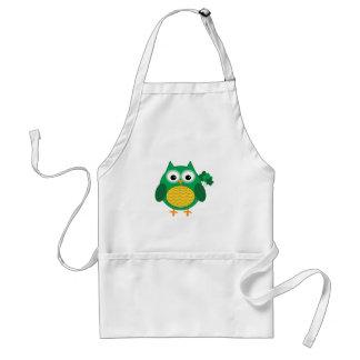 Irish Owl Standard Apron