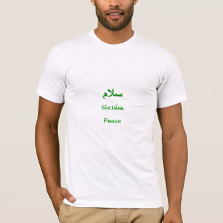 Irish & Palestinian Solidarity T-Shirt