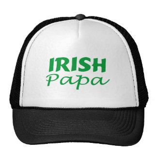 Irish Papa Trucker Hats