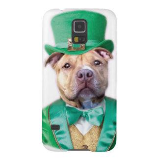 Irish Pitbull Dog Galaxy S5 Covers
