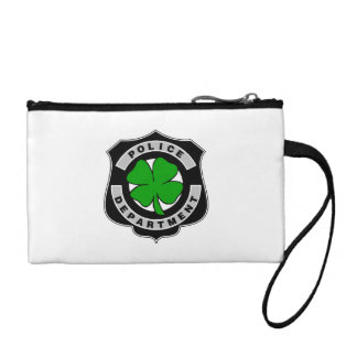 Irish Police Officers Coin Purse