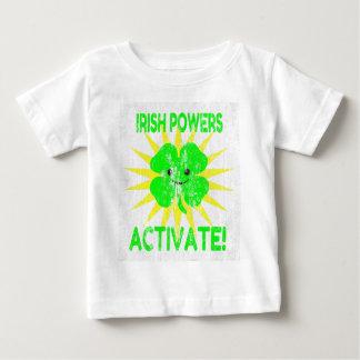 Irish Powers Activate DS Baby T-Shirt