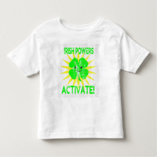 Irish Powers Activate DS Toddler T-Shirt