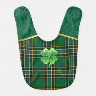 Irish Pride Baby Bib