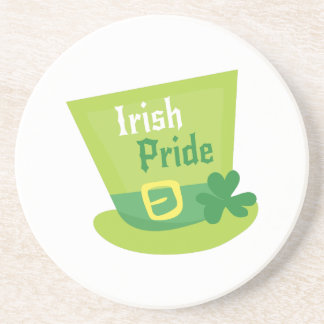 Irish Pride Beverage Coaster