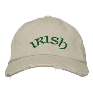 Irish Pride Embroidered Baseball Cap