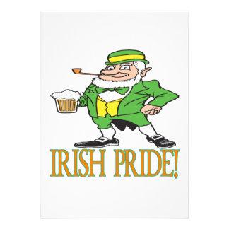 Irish Pride Announcement