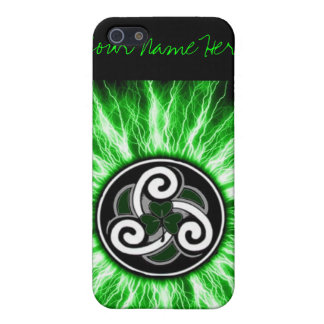 Irish Pride iPhone 5/5S Cover