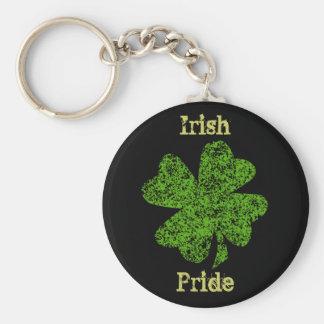 Irish Pride St. Pattys day Key chain! Key Ring