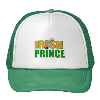 Irish Prince Cap