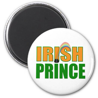 Irish Prince Magnet