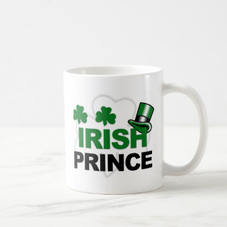 irish prince merchandise coffee mug